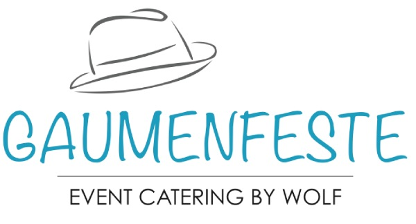 Gaumenfeste Event Catering by Wolf-Logo